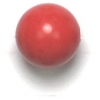 Semi-Precious 10mm Round Reconstructed Coral